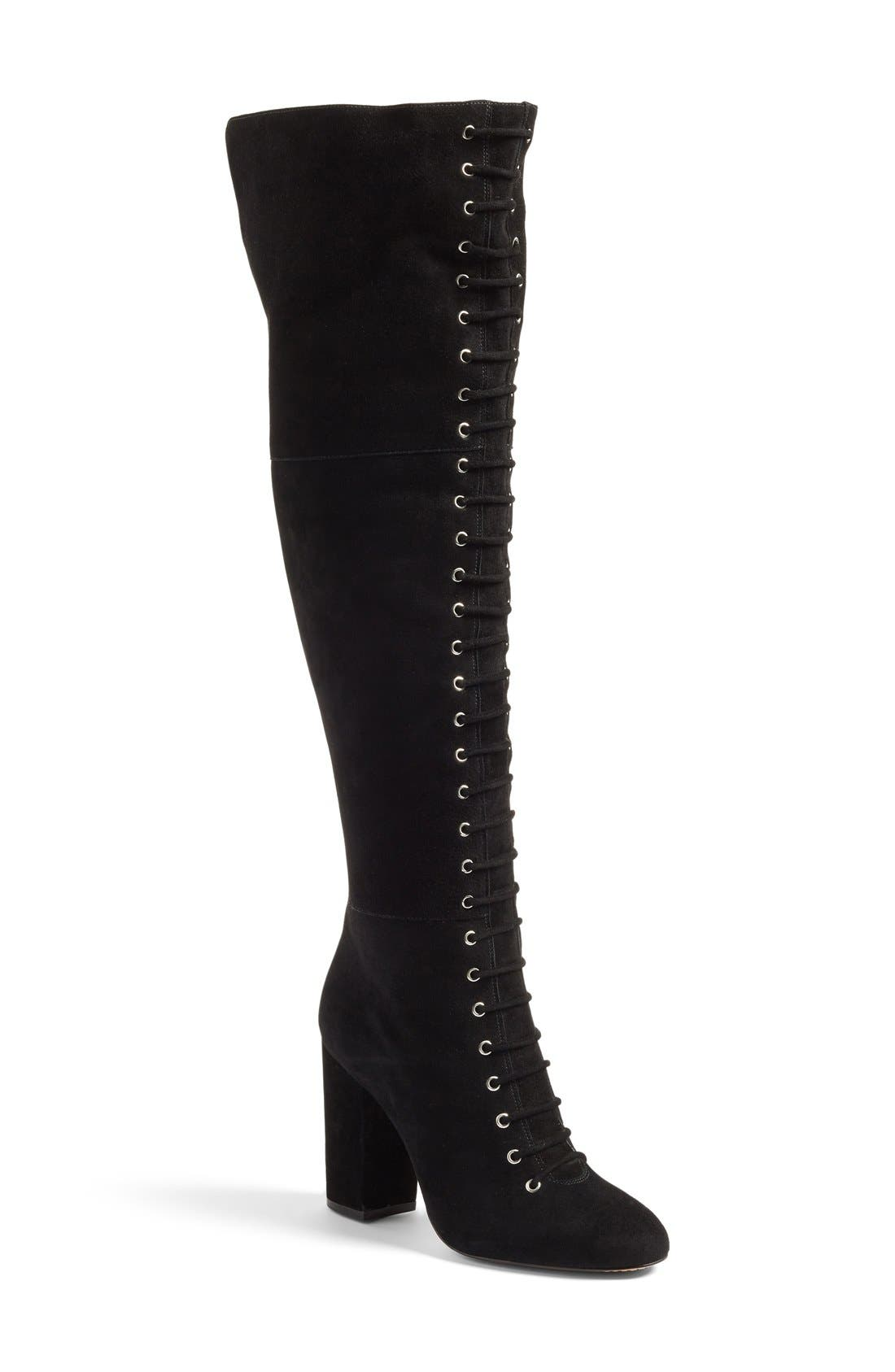 Alternate Image 1 Selected - Vince Camuto 'Felana' Over the Knee Boot (Women)
