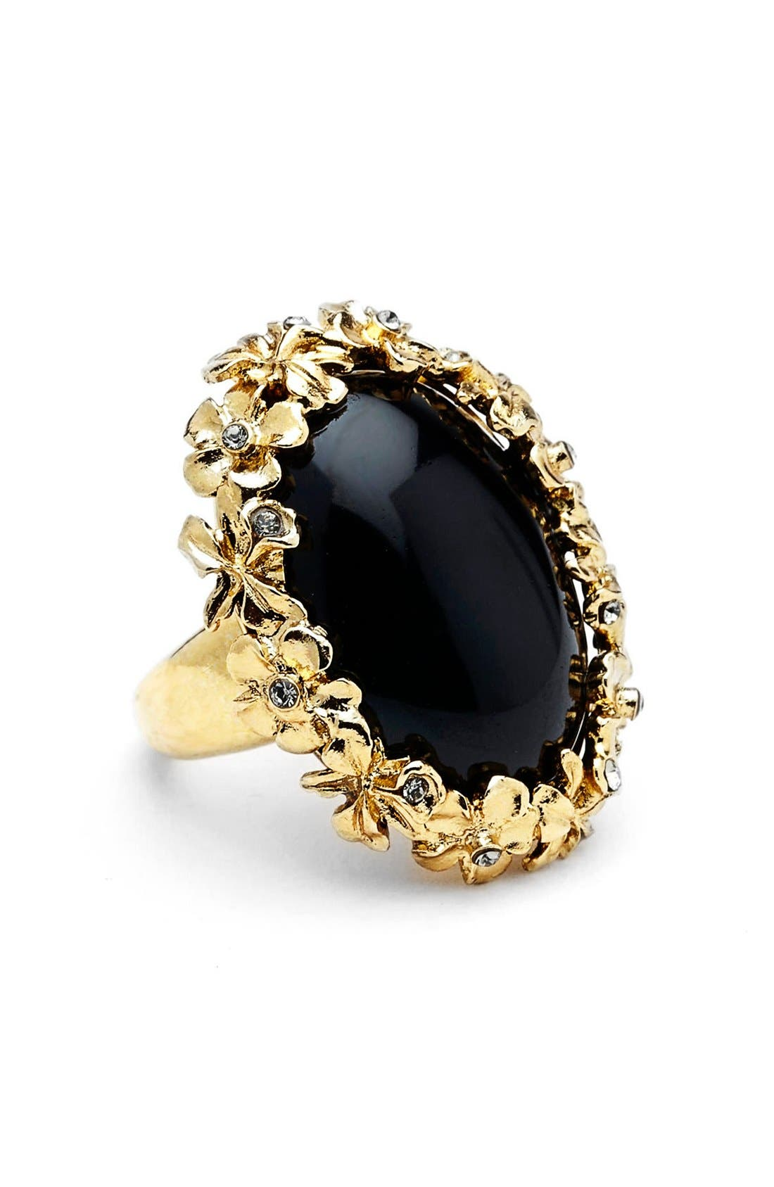 Alternate Image 1 Selected - Oscar de la Renta Bouquet Ring