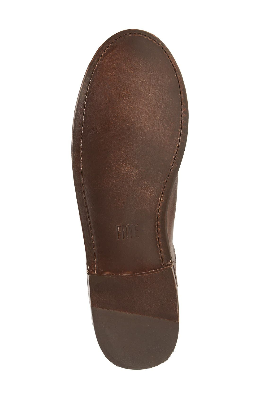 Alternate Image 4  - Frye 'Paige' Tall Riding Boot (Women) (Wide Calf)