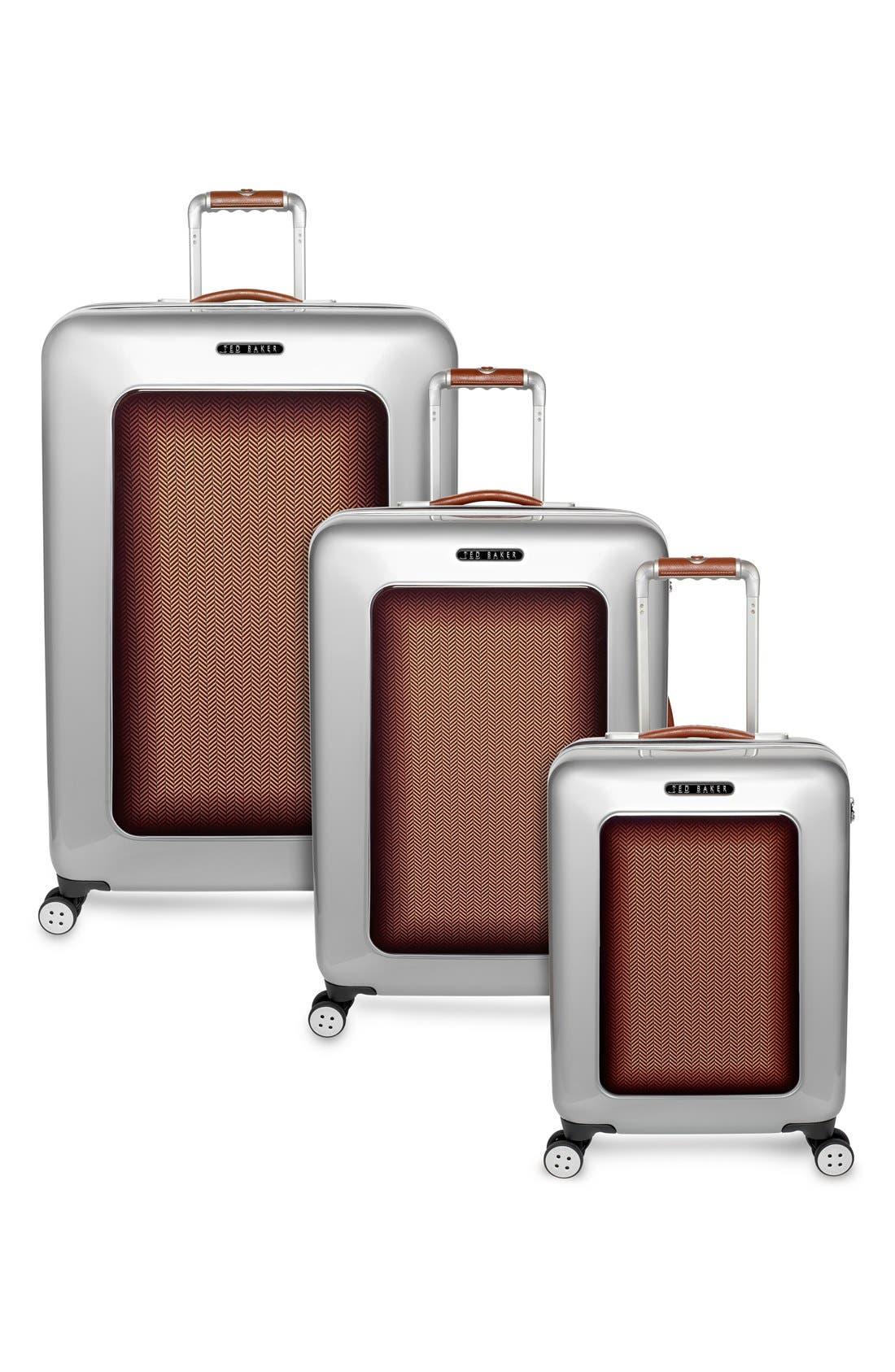 Alternate Image 7  - Ted Baker London Large Four Wheel Suitcase (31 Inch)