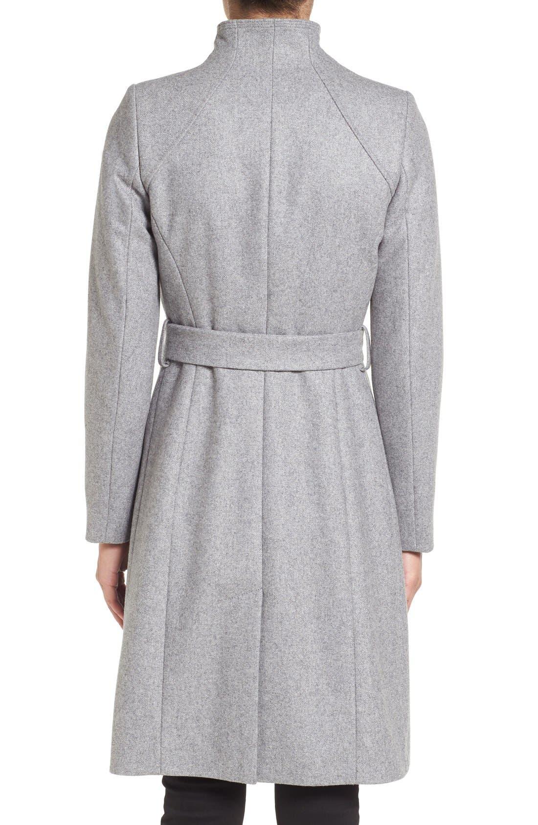 Alternate Image 2  - Ted Baker London Wrap Coat