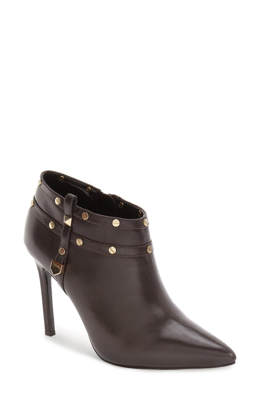 Alternate Image 1 Selected - Charles David 'Cathy' Pointy Toe Bootie (Women)