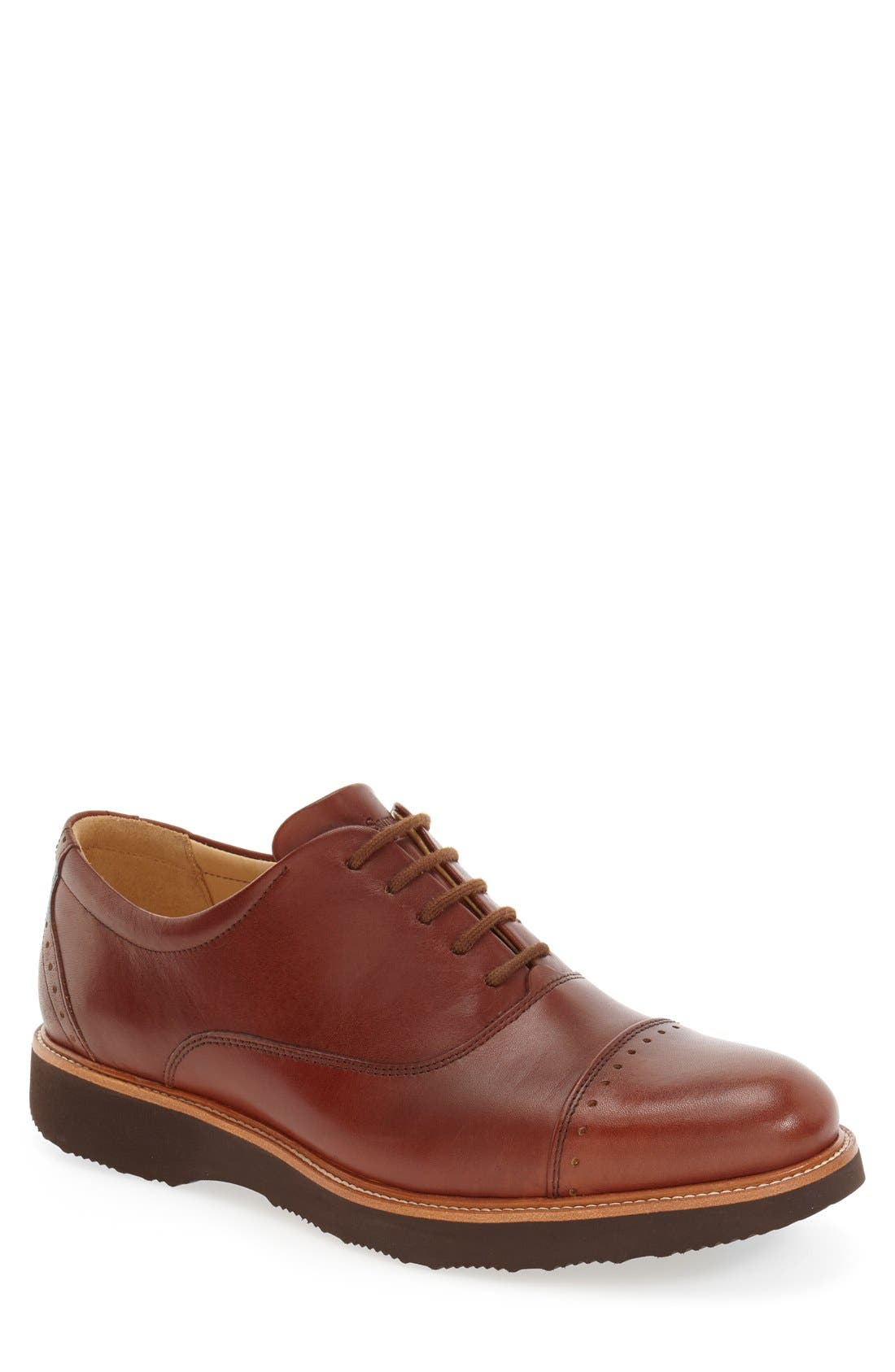 Samuel Hubbard 'Market' Cap Toe Oxford (Men)