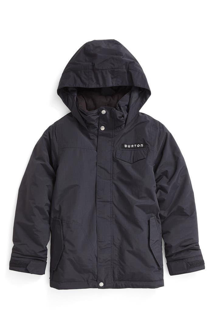 Burton waterproof hoodie