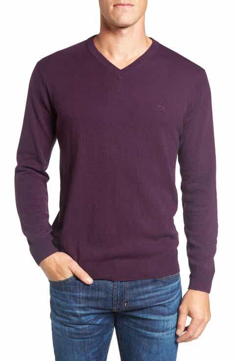 Rodd   Gunn 'Inchbonnie' Wool   Cashmere V-Neck Sweater