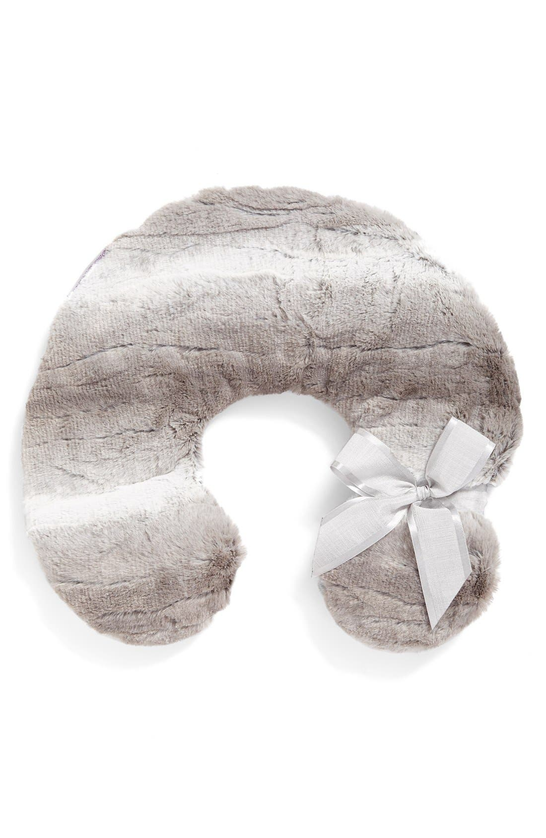 Sonoma Lavender Silver Ombré Neck Pillow ($44 Value)