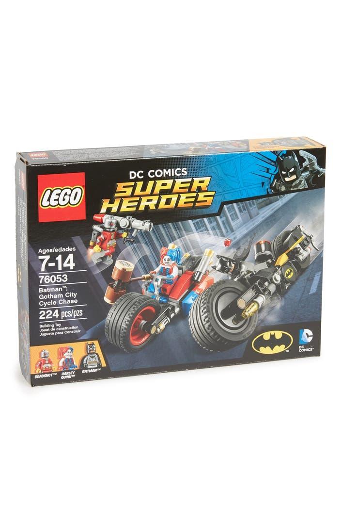 LEGO® DC Comics™ Super Heroes Batman™: Gotham City Cycle ...