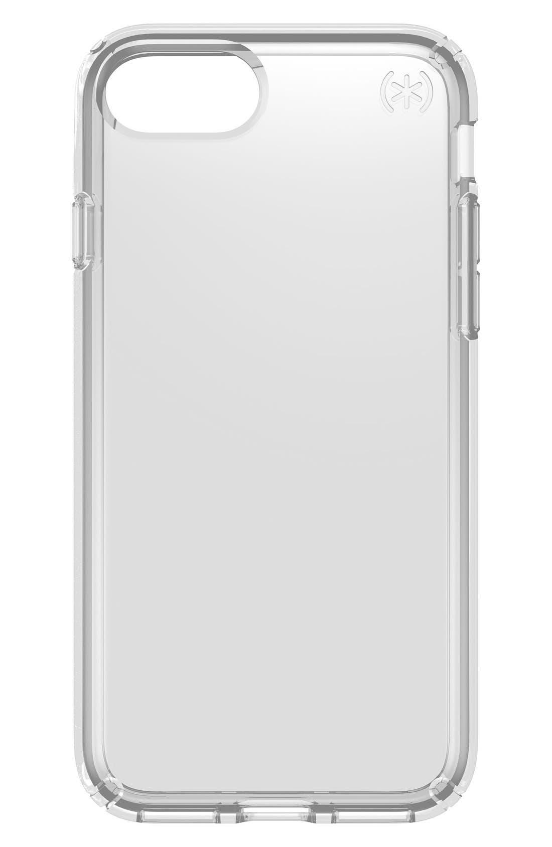 SPECK Presidio CLEAR iPhone 7 & 7 Plus