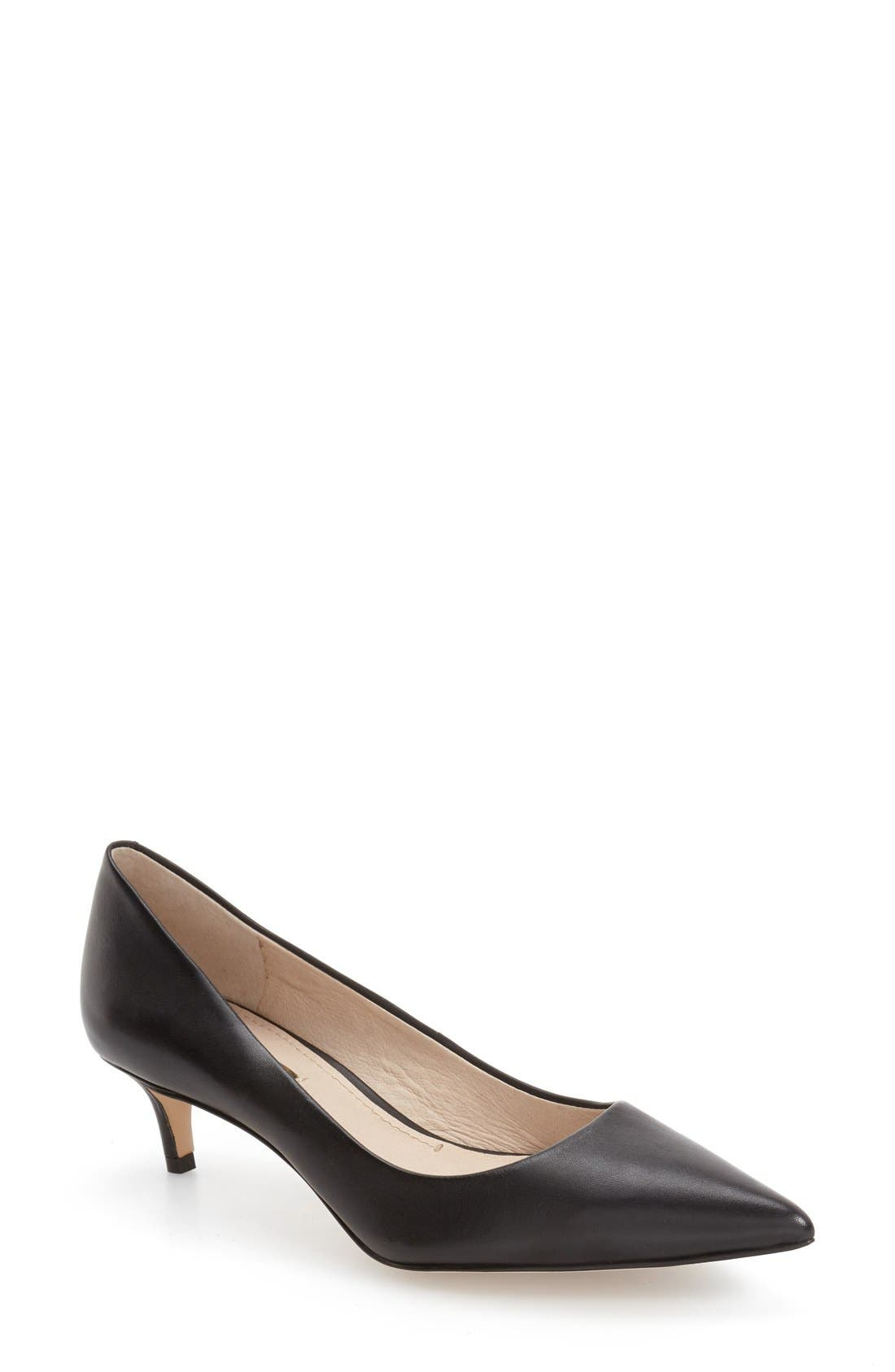Louise et Cie Jacoba Kitten Heel Pump (Women)