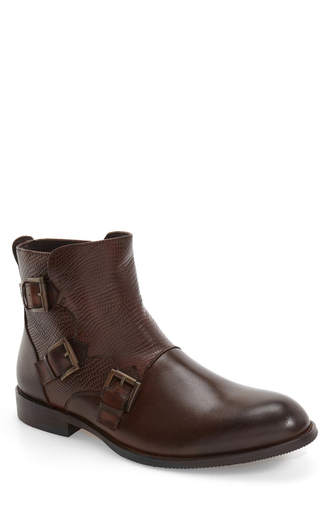 Zanzara 'Messina' Zip Boot (Men)