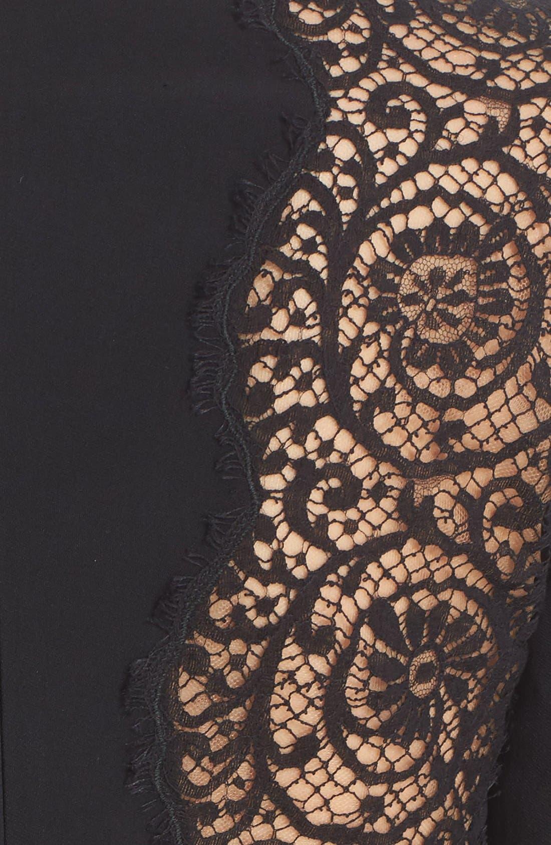 Alternate Image 3  - Stella McCartney Charlie Lace Dress