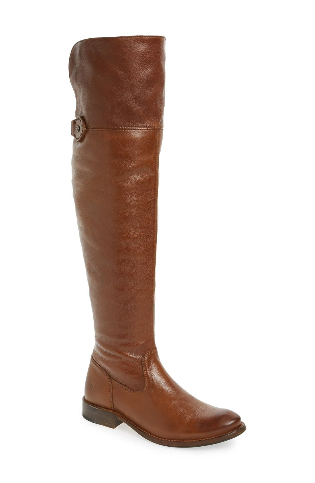 Alternate Image 1 Selected - Frye 'Shirley' Over the Knee Boot (Women)