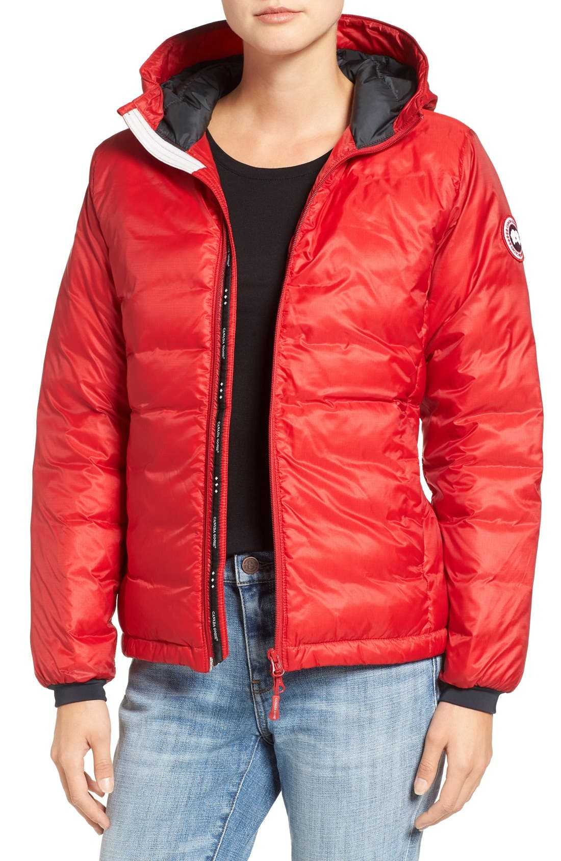 Main Image - Canada Goose Camp Down Jacket