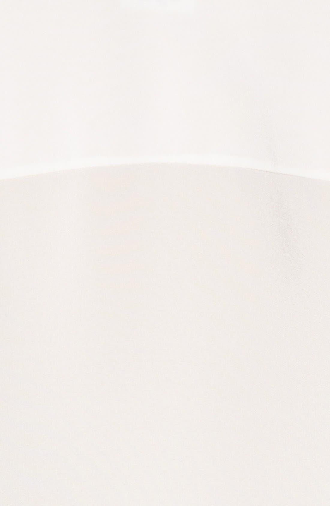 Alternate Image 3  - Chloé Palm Lace Silk Blouse
