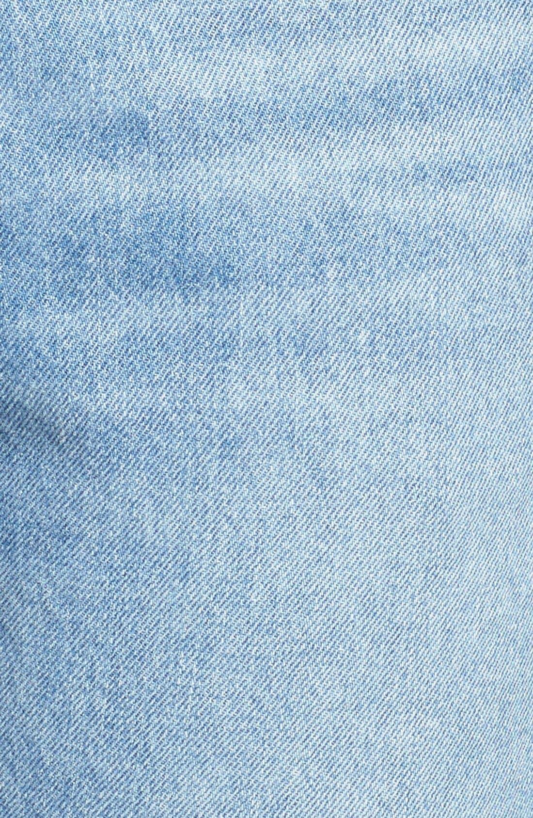 Alternate Image 6  - AGOLDE Jamie High Rise Classic Jeans (Women)