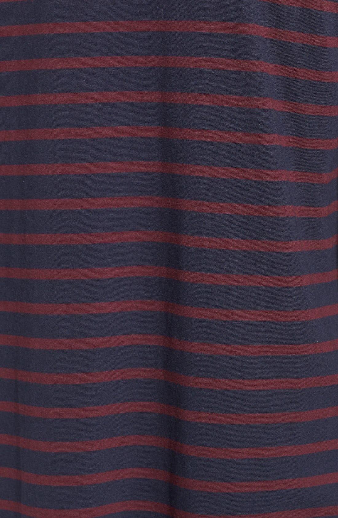 Alternate Image 5  - BP. Stripe Crewneck Tee
