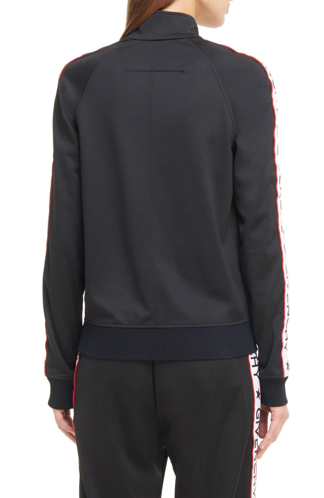 Alternate Image 2  - Givenchy Logo Track Jacket
