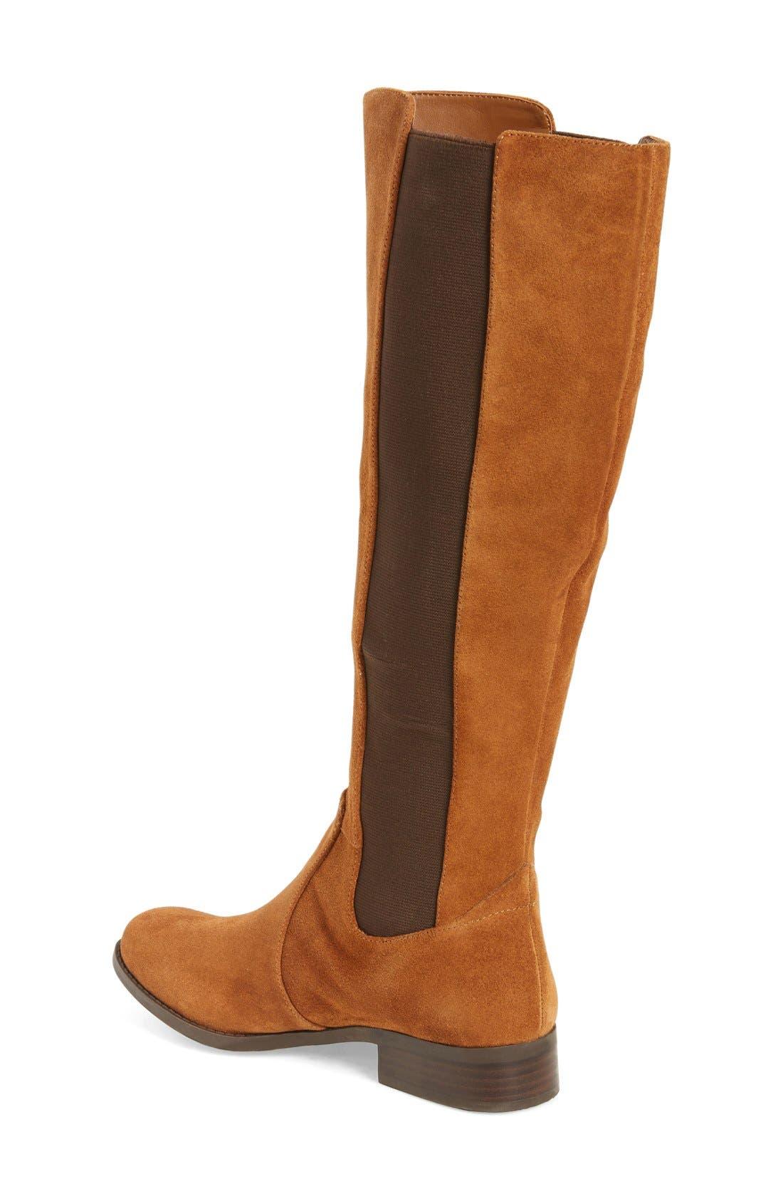 Alternate Image 2  - Jessica Simpson 'Ricel' Riding Boot (Women) (Regular & Wide Calf)