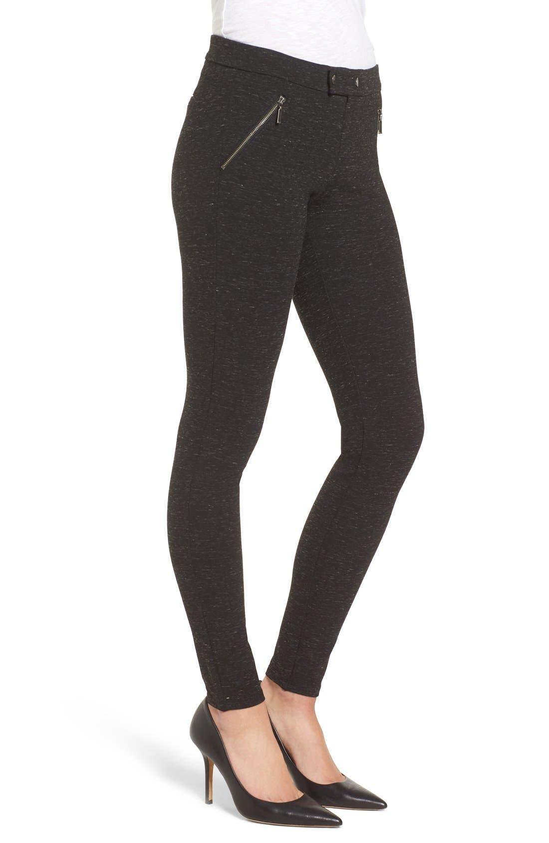 Alternate Image 3  - Wit & Wisdom Ponte Knit Pants (Regular & Petite) (Nordstrom Exclusive)