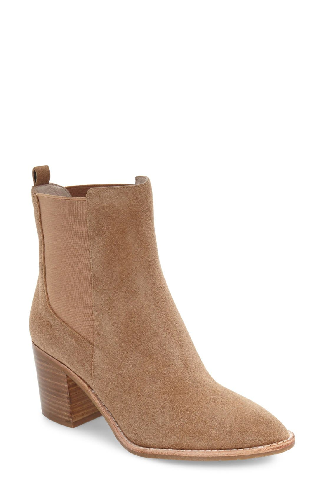 Alternate Image 1 Selected - Kenneth Cole New York Quinley Water Resistant Chelsea Boot (Women)