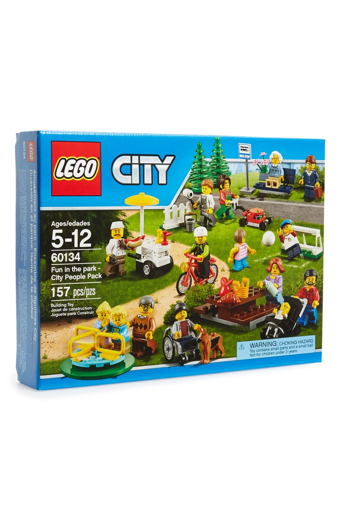 LEGO® City Fun in the Park - City People Pack - 60134