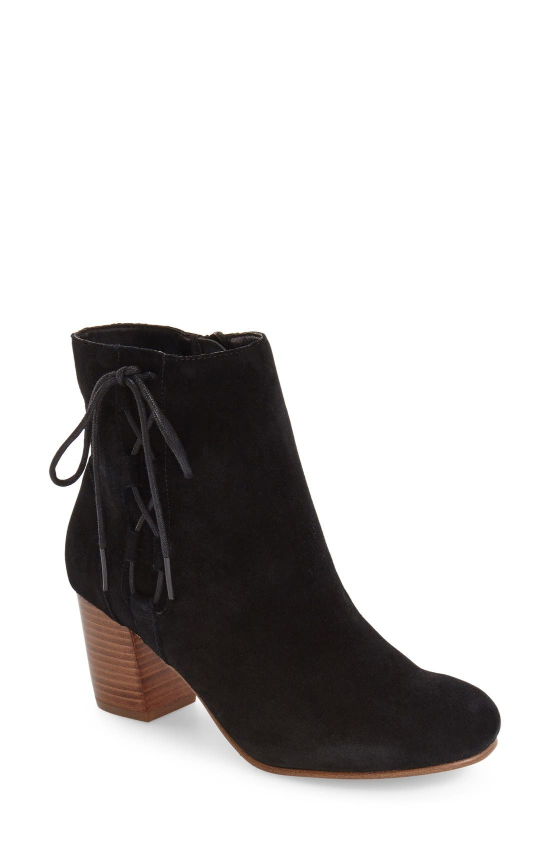 Alternate Image 1 Selected - Sole Society Renzo Bootie (Women)