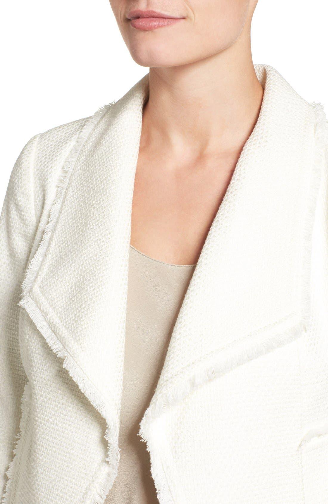 Alternate Image 4  - MICHAEL Michael Kors Tweed Jacket