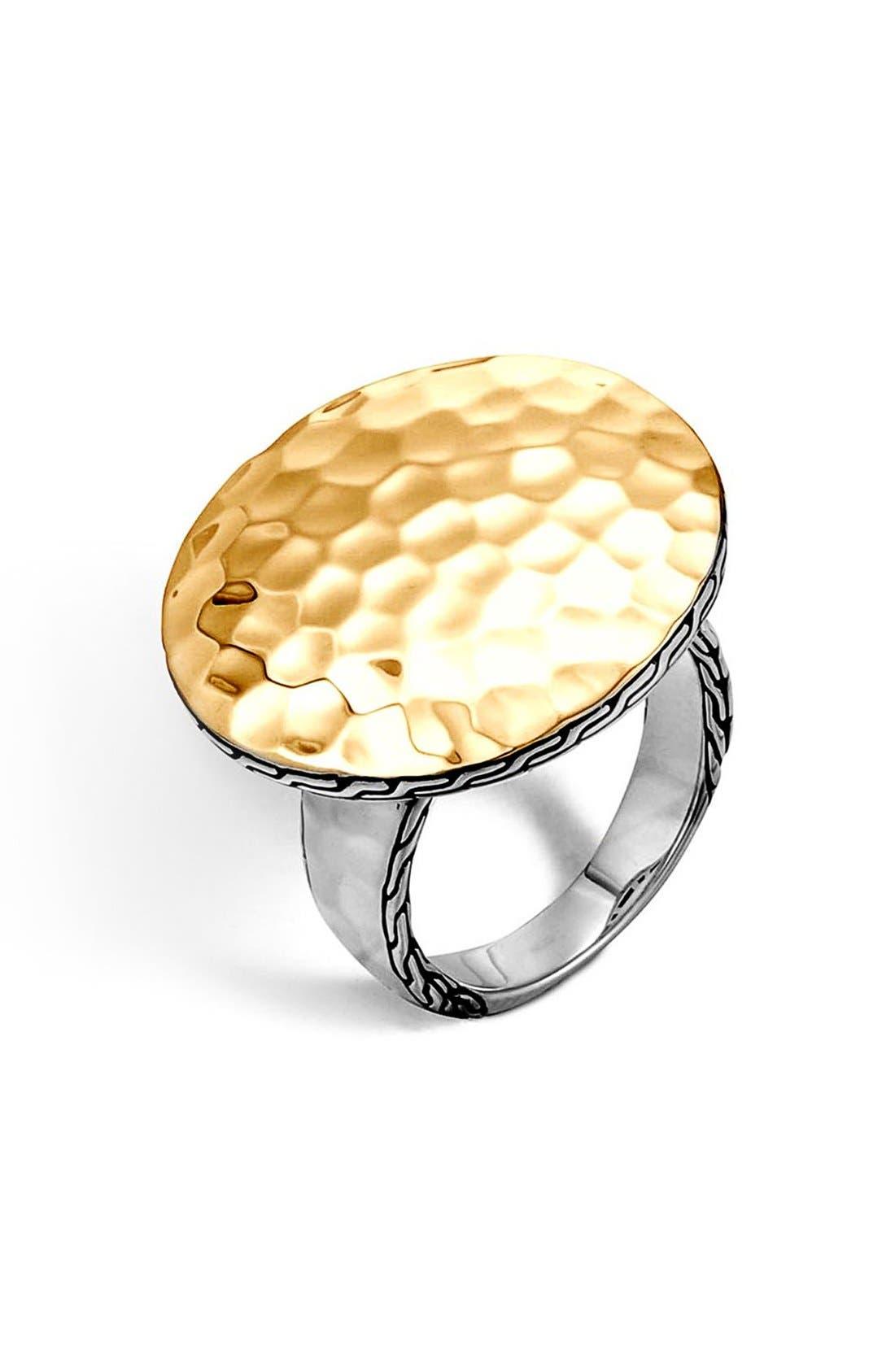 Alternate Image 1 Selected - John Hardy 'Dot' Round Ring