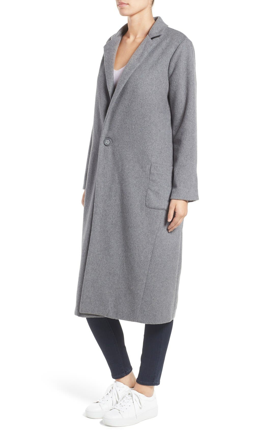 Alternate Image 3  - cupcakes and cashmere Levin Coat