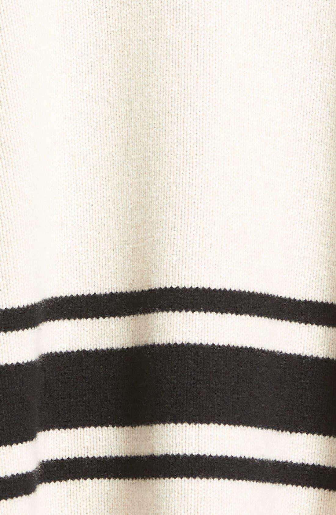 Alternate Image 5  - Derek Lam 10 Crosby Stripe Wool Sweater