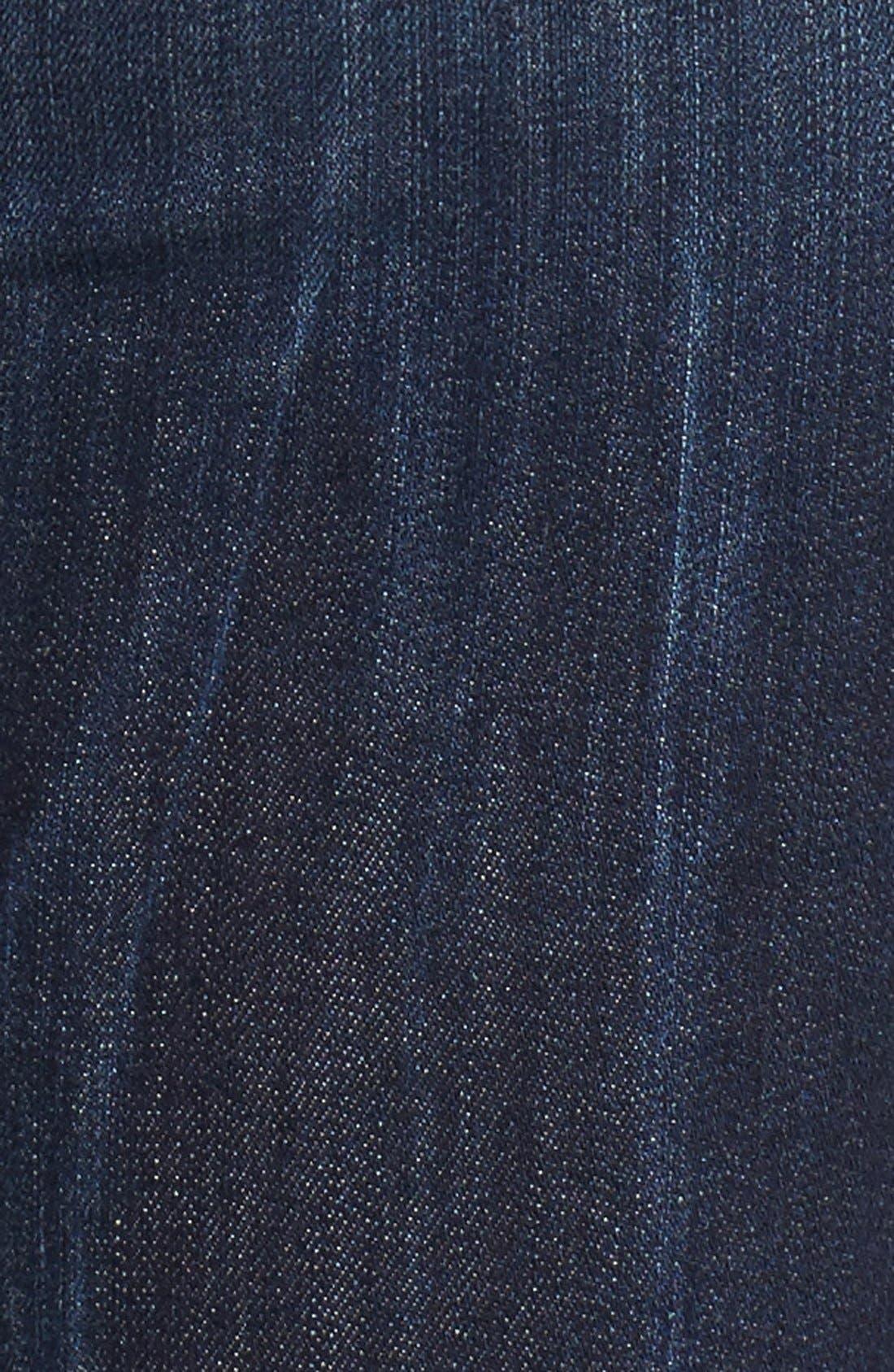 Alternate Image 7  - Good American Good Legs Ripped Skinny Jeans