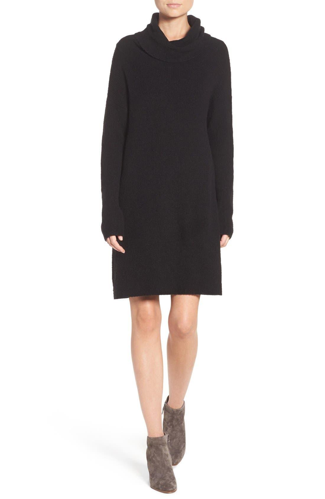Alternate Image 4  - BB Dakota 'Collins' Ribbed Sweater Dress