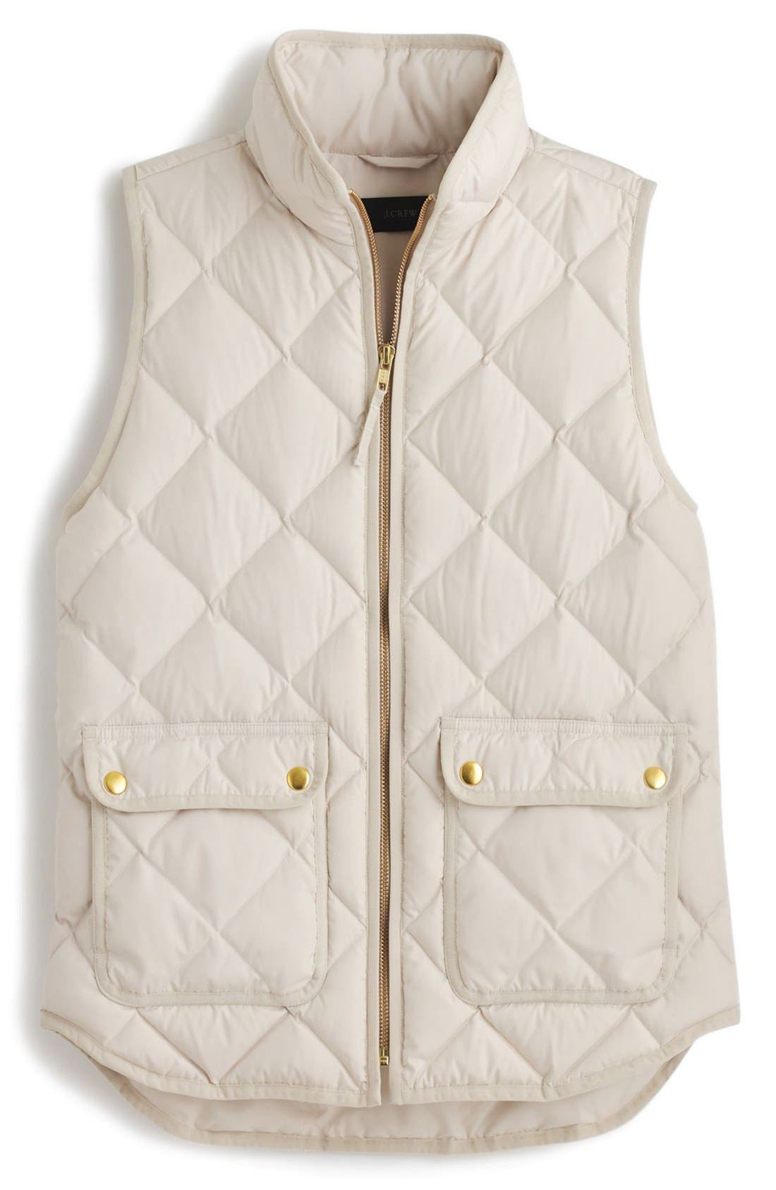 Alternate Image 3  - J.Crew Excursion Quilted Vest