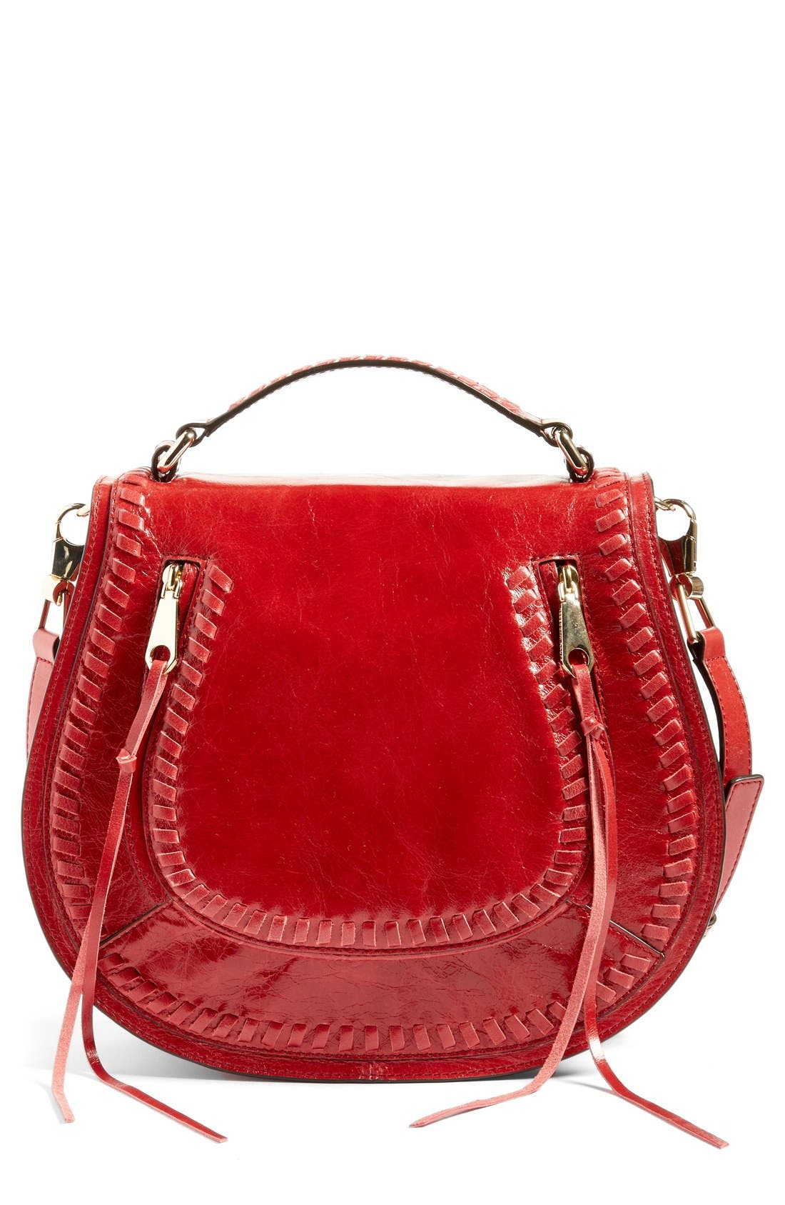 Alternate Image 1 Selected - Rebecca Minkoff Vanity Saddle Bag
