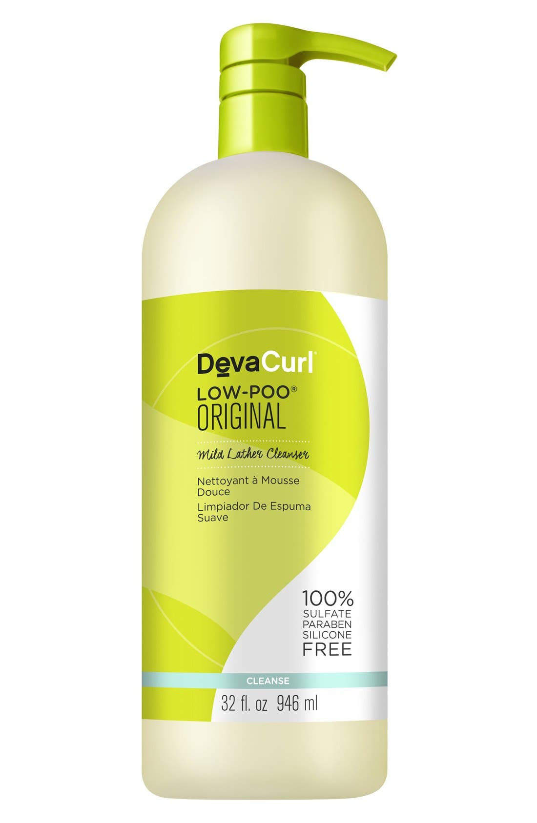 DevaCurl Low-Poo® Original Mild Lather Cleanser