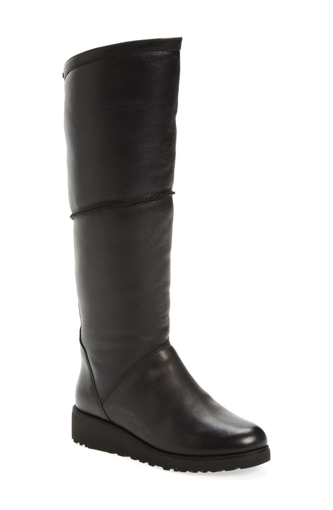 Alternate Image 1 Selected - UGG® Kendi Tall Boot (Women)