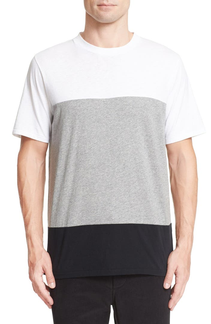 rag bone colorblock t shirt nordstrom