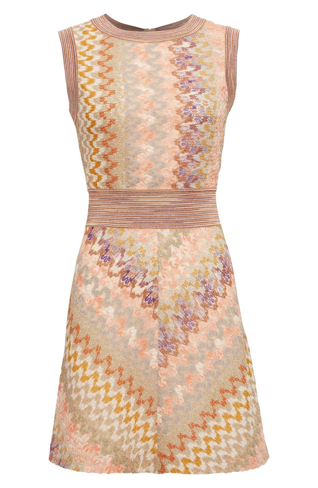 Alternate Image 4  - Missoni Metallic Knit Dress