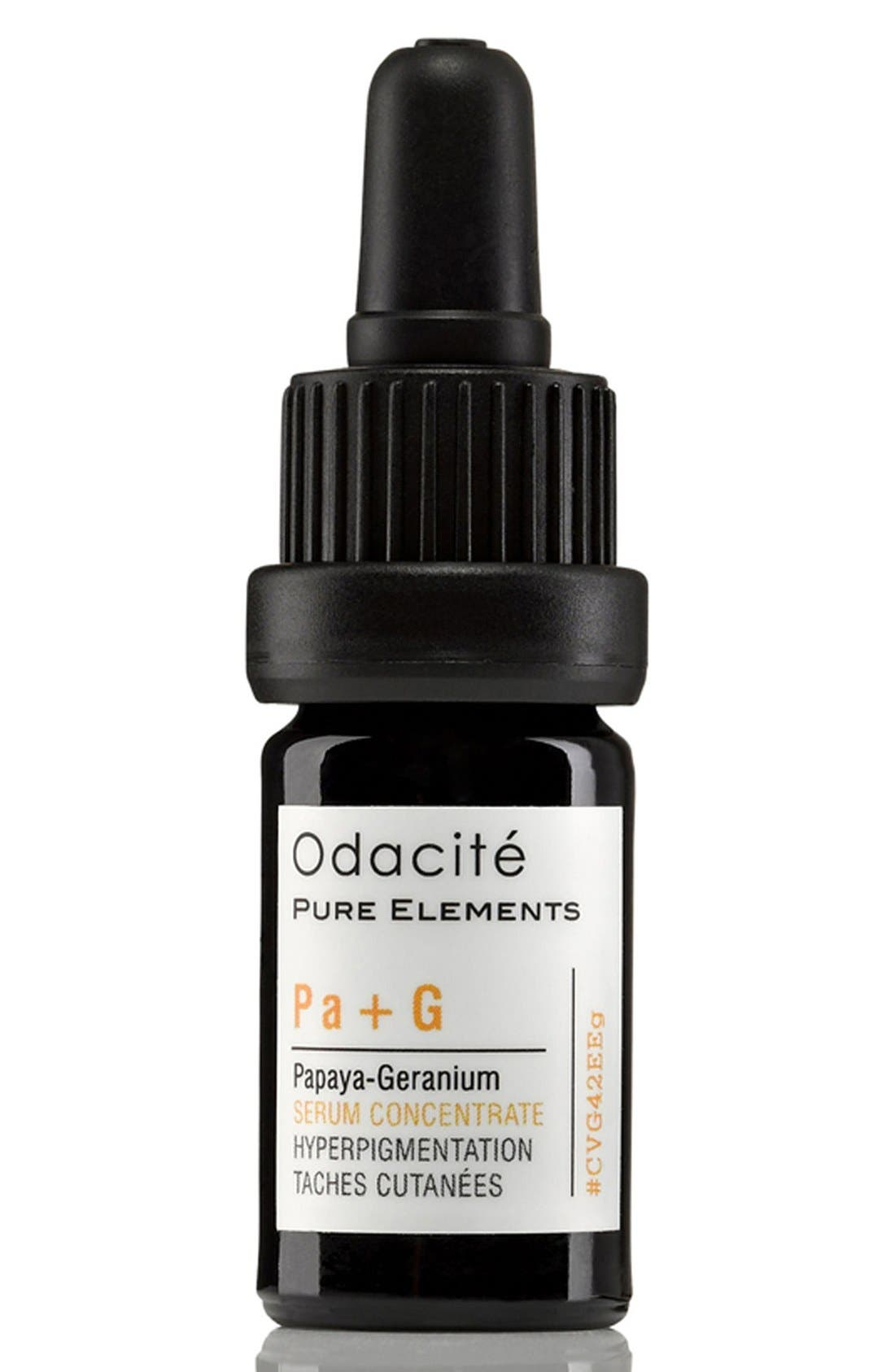 Odacité Pa + G Papaya-Geranium Hyperpigmentation Facial Serum Concentrate