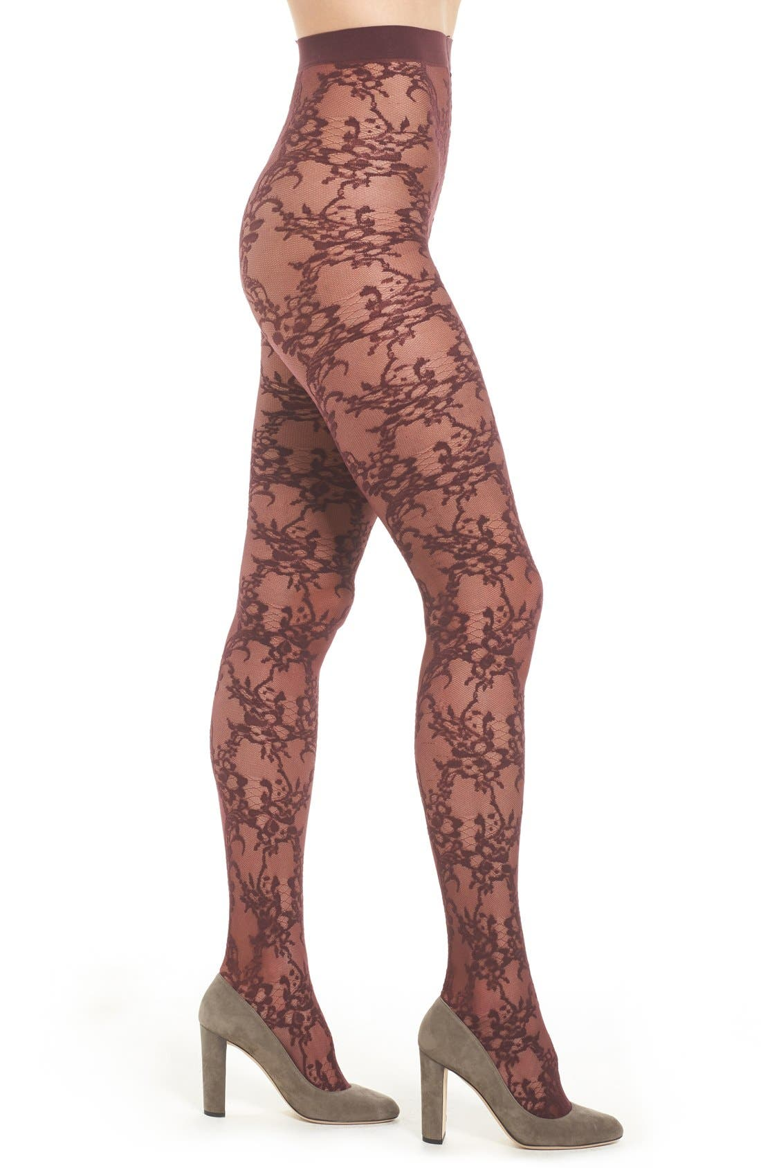 Alternate Image 1 Selected - Oroblu Rosemary Tights