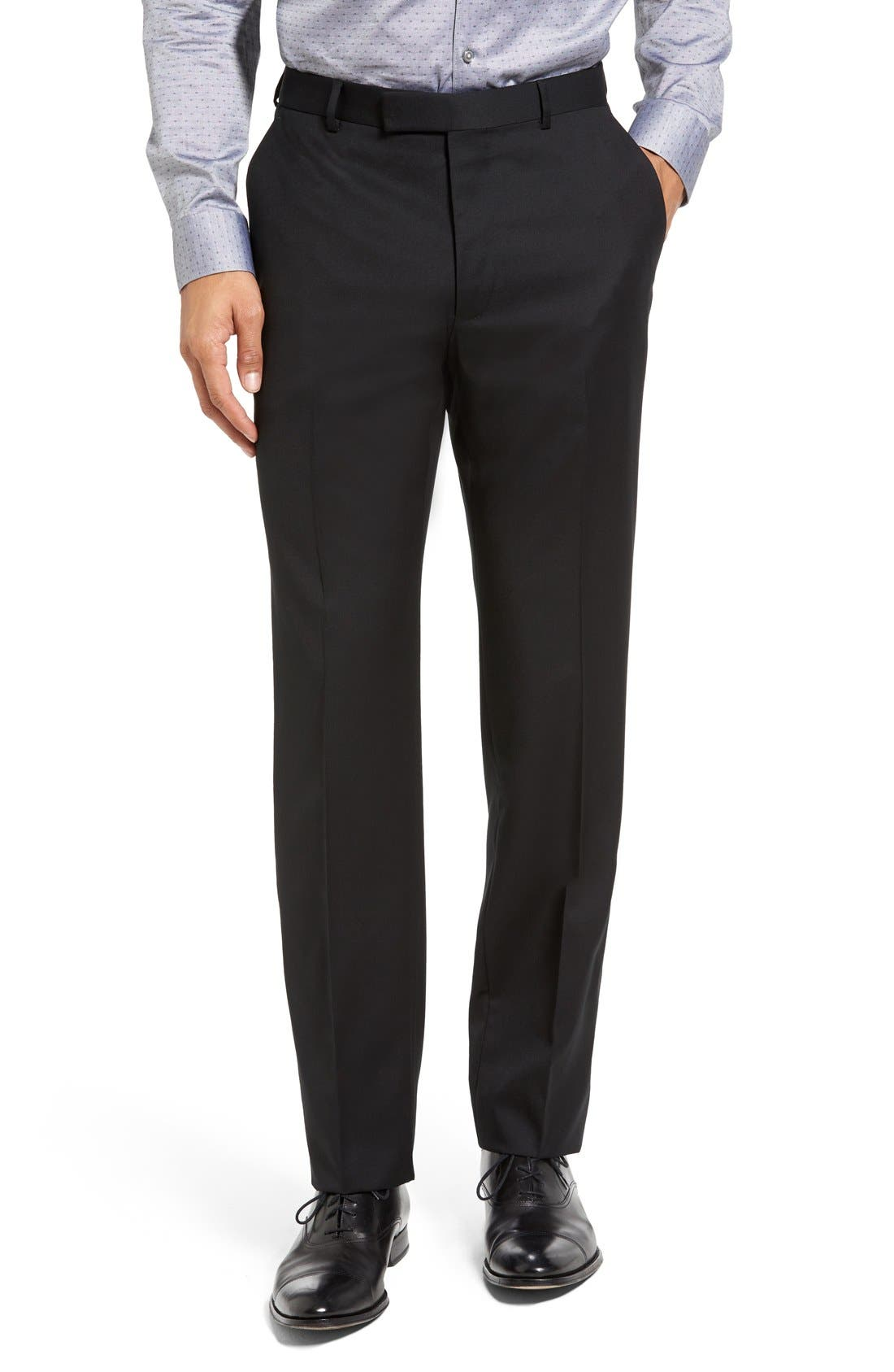 Alternate Image 6  - Z Zegna Drop 7 Trim Fit Wool Suit