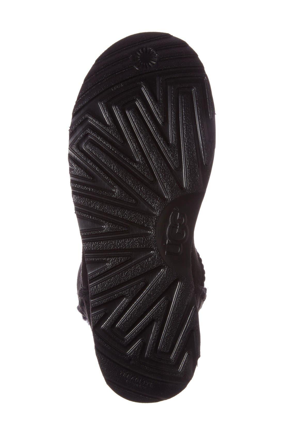 Alternate Image 4  - UGG® Classic Cuff Tall Boot (Women)