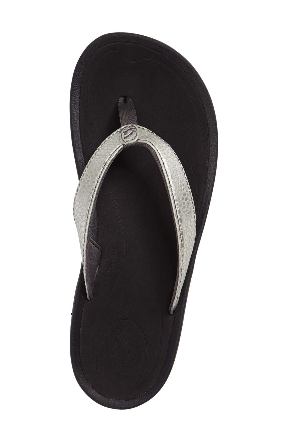 Alternate Image 3  - OluKai 'Kulapa Kai' Thong Sandal (Women)