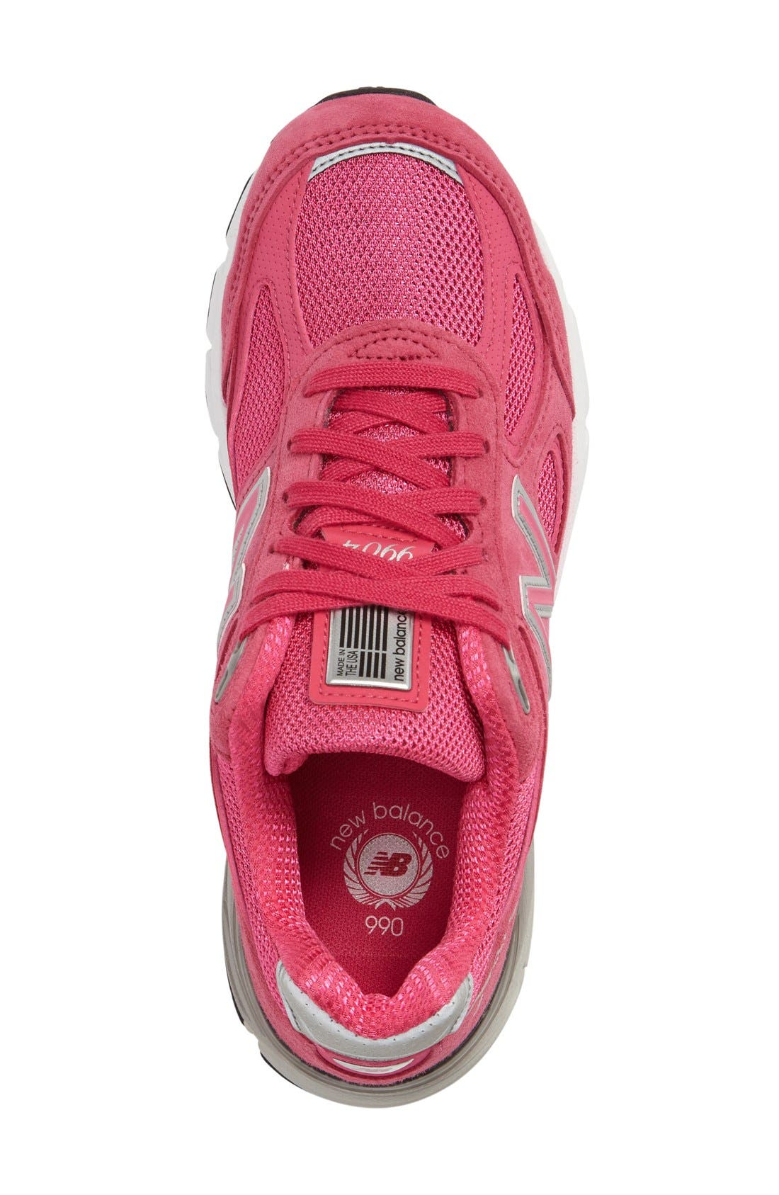 Alternate Image 3  - New Balance '990 Premium' Running Shoe (Women)