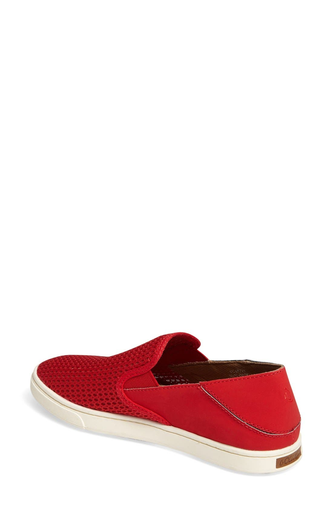 Alternate Image 2  - OluKai 'Pehuea' Slip-On Sneaker (Women)