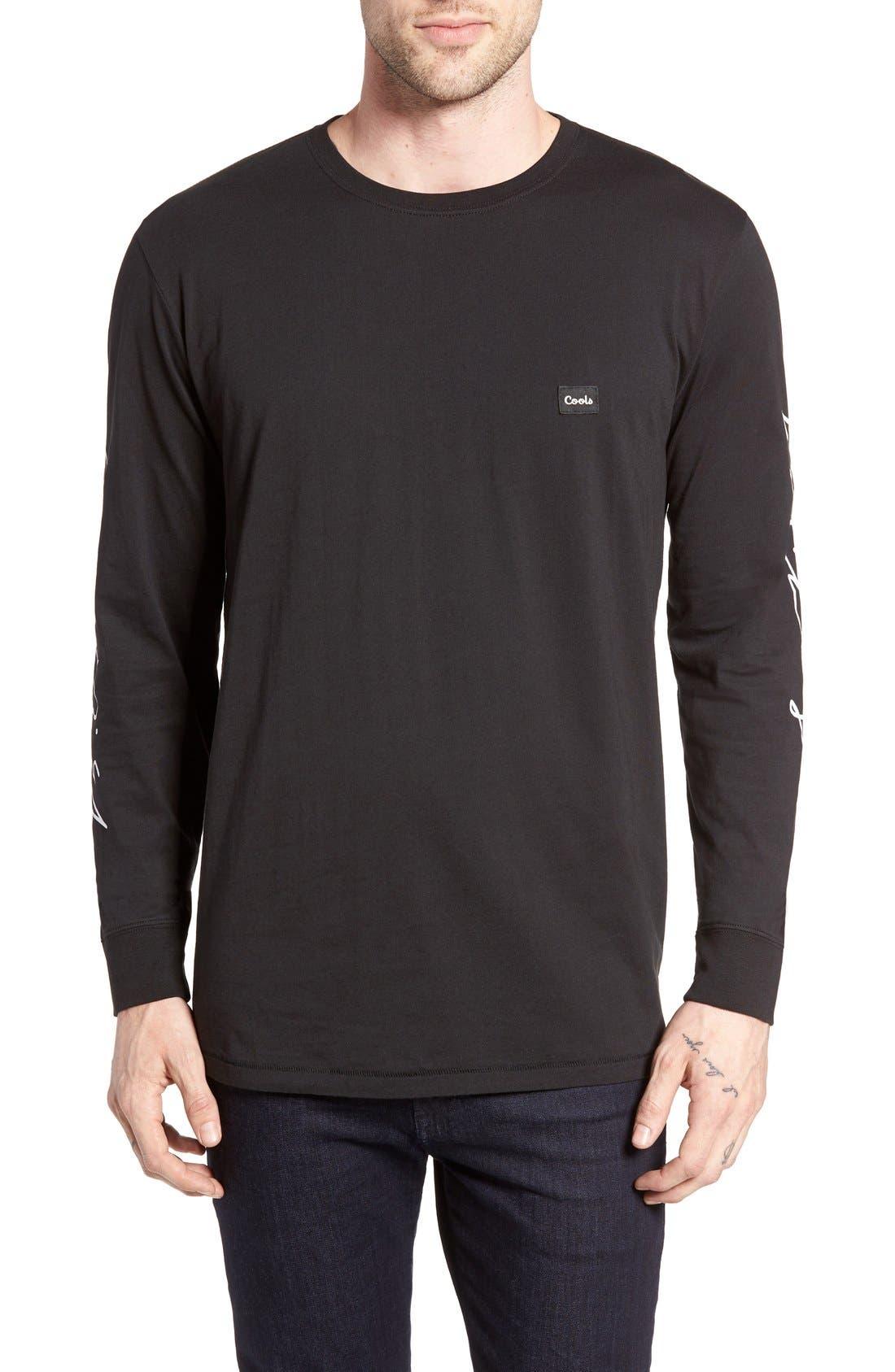Barney Cools B. Cools B. Cause Graphic Crewneck T-Shirt