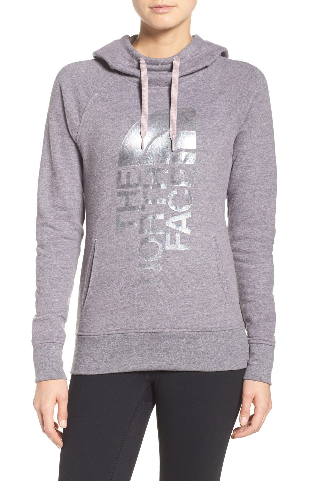 Alternate Image 1 Selected - The North Face French Terry Hoodie