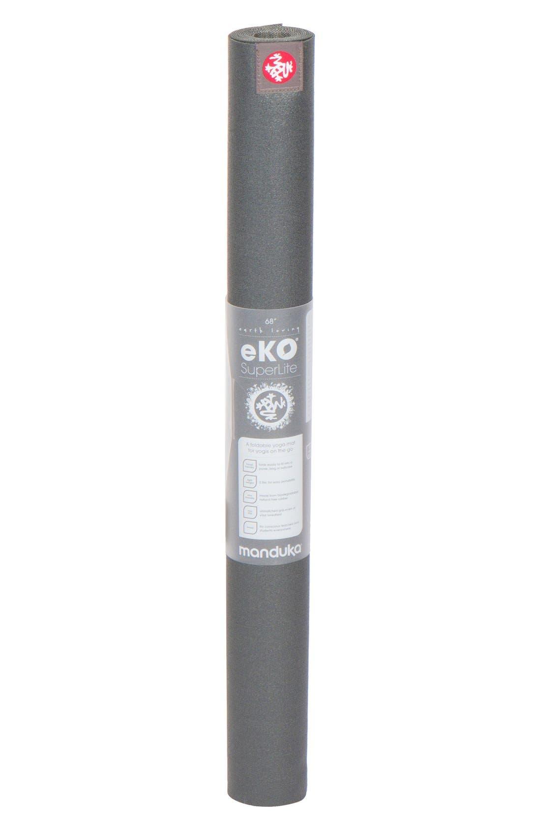Alternate Image 1 Selected - Manduka 'eKO SuperLite' Travel Yoga Mat