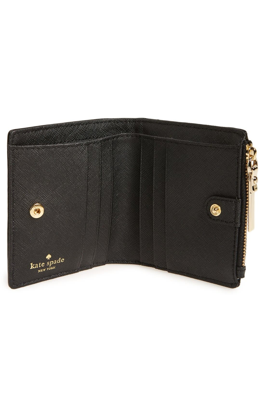 Alternate Image 2  - kate spade new york cameron street - adalyn slim leather wallet