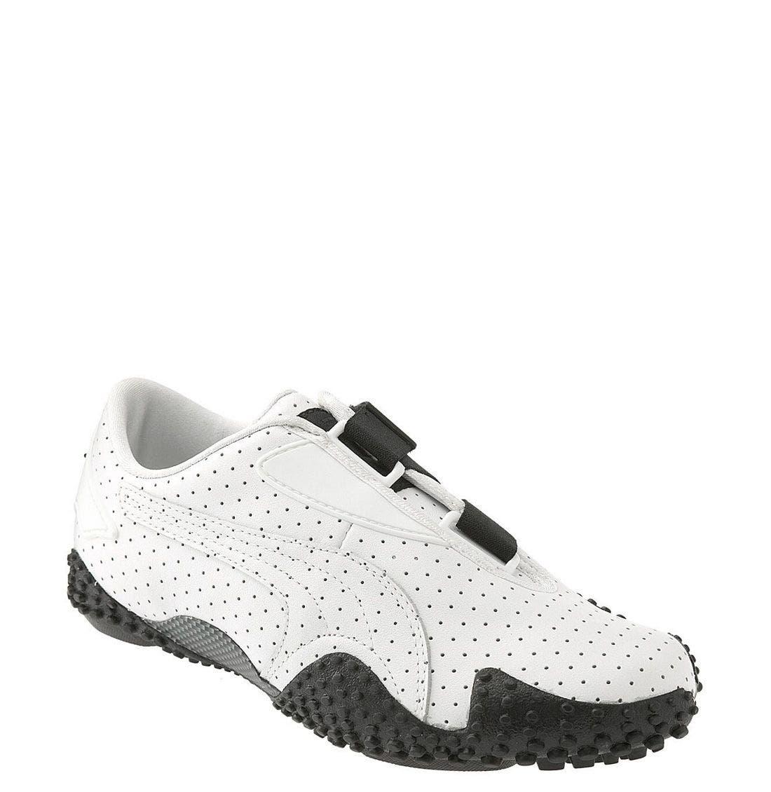 Alternate Image 1 Selected - PUMA 'Mostro Perf' Sneaker (Women)